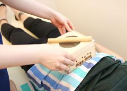 神戸市西区笑み整骨院の不妊症治療写真